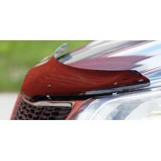 Дефлектор капота V-Star для Audi Q7 07-